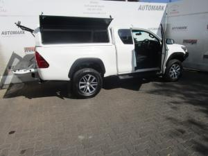 Toyota Hilux 2.8 GD-6 RB Raider 4X4 automaticE/CAB - Image 11
