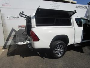 Toyota Hilux 2.8 GD-6 RB Raider 4X4 automaticE/CAB - Image 27
