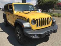 Jeep Wrangler Unltd Rubicon 3.6 V6