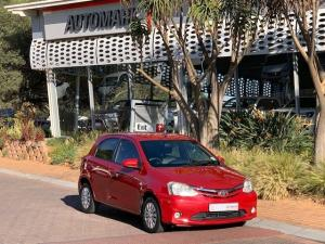 Toyota Etios hatch 1.5 Xs - Image 1