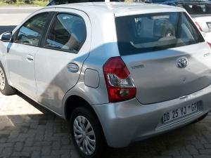 Toyota Etios 1.5 Xi 5-Door - Image 5