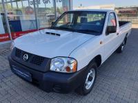 Nissan Hardbody NP300 2.5 TDi LWBS/C