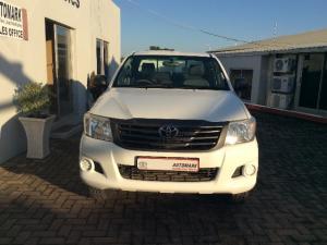 Toyota Hilux 2.5D-4D Xtra cab SRX - Image 2