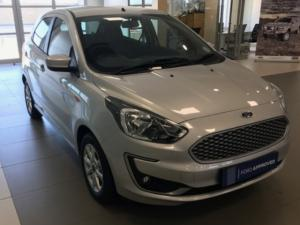 2018 Ford Figo 1.5Ti VCT Trend