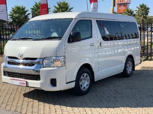 2018 Toyota Quantum 2.7 10 Seat