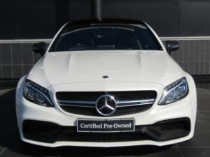 Mercedes-Benz AMG Coupe C63 S - Image 2