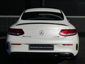 Mercedes-Benz AMG Coupe C63 S - Image 7