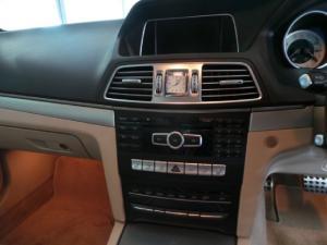 Mercedes-Benz E-Class E250 cabriolet - Image 10