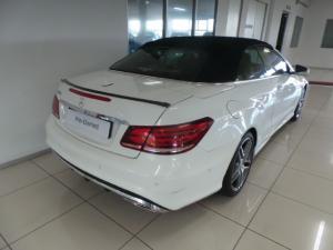Mercedes-Benz E-Class E250 cabriolet - Image 4
