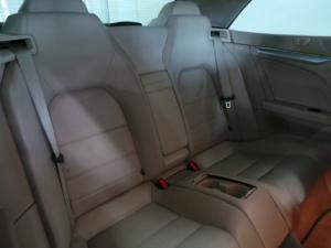 Mercedes-Benz E-Class E250 cabriolet - Image 7