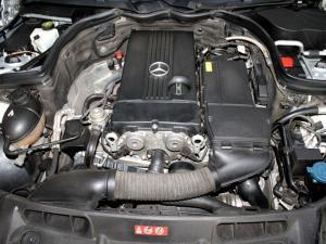 Mercedes-Benz C200K Elegance automatic - Image 9
