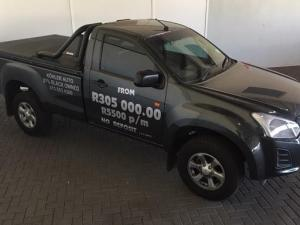Isuzu D-MAX 250 HO Fleetside Safety S/C - Image 3