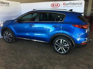 Kia Sportage 2.0 Crdi EX+ automatic - Image 3