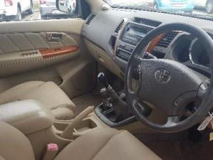 Toyota Fortuner 3.0D-4D Raised Body 4X4 - Image 5