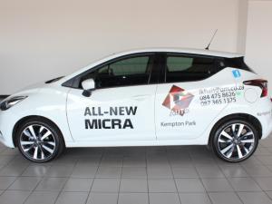 Nissan Micra 900T Acenta Plus Tech - Image 2