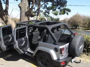 Jeep Wrangler 2.8 CRD Unltd Sahara automatic - Image 5