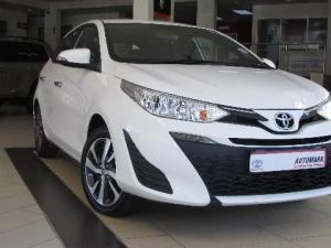 2018 Toyota Yaris 1.5 XS CVT 5-Door