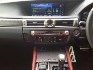 Lexus GS 350 F-SPORT - Image 8