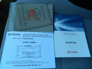 Toyota Quantum 2.7 10 Seat - Image 10