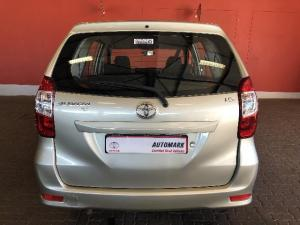 Toyota Avanza 1.5 SX automatic - Image 4