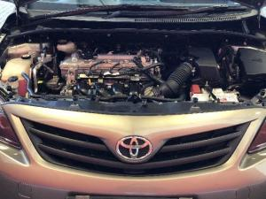 Toyota Corolla Quest 1.6 automatic - Image 2