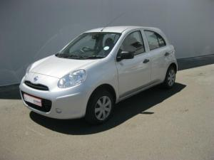Nissan Micra 1.2 Visia+ Audio 5-Door - Image 1