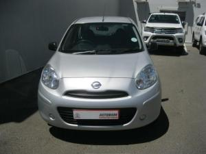 Nissan Micra 1.2 Visia+ Audio 5-Door - Image 2