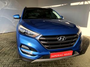 Hyundai Tucson 1.6 Tgdi Elite DCT AWD - Image 2