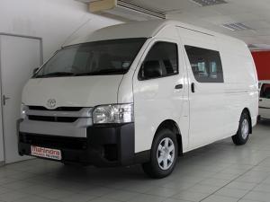 Toyota Quantum 2.5D-4D crew cab - Image 1