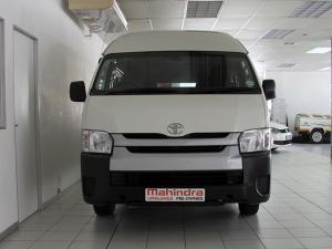 Toyota Quantum 2.5D-4D crew cab - Image 4