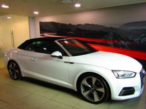 Audi A5 2.0T FSi Cabriolet Sport Stronic - Image 1