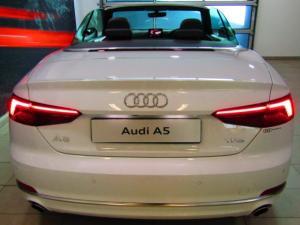 Audi A5 2.0T FSi Cabriolet Sport Stronic - Image 2