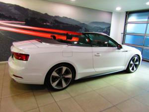 Audi A5 2.0T FSi Cabriolet Sport Stronic - Image 3