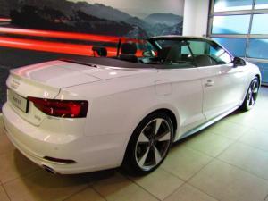 Audi A5 2.0T FSi Cabriolet Sport Stronic - Image 6