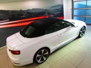 Audi A5 2.0T FSi Cabriolet Sport Stronic - Image 8