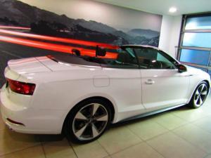 Audi A5 2.0T FSi Cabriolet Sport Stronic - Image 9