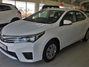 Toyota Corolla 1.4D-4D Prestige - Image 4