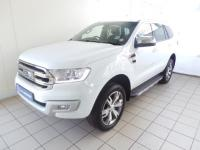 Ford Everest 3.2TDCi 4WD Limited