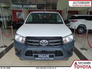Toyota Hilux 2.4GD-6 double cab S - Image 2