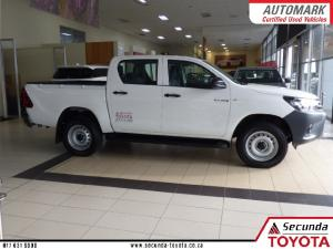 Toyota Hilux 2.4GD-6 double cab S - Image 4