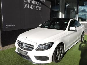 2015 Mercedes-Benz C200 AMG Line automatic