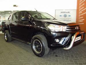 Toyota Hilux 2.4 GD-6 RB SRXD/C - Image 1