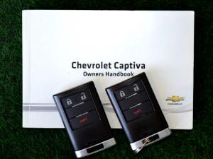 Chevrolet Captiva 2.4 LT automatic - Image 13