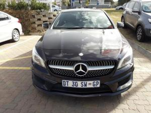 Mercedes-Benz CLA200 AMG automatic - Image 2