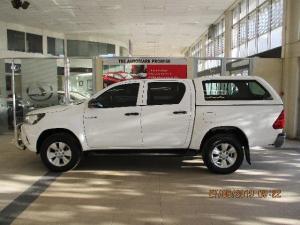 Toyota Hilux 2.4 GD-6 SRX 4X4 automaticD/C - Image 3