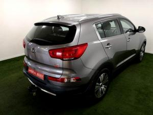 Kia Sportage 2.0 Crdi AWD automatic - Image 21