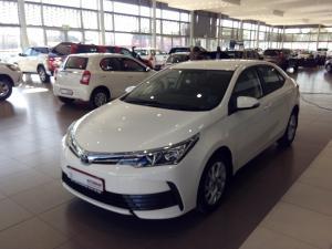 2019 Toyota Corolla 1.4D Prestige