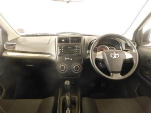 Toyota Avanza 1.5 SX - Image 2