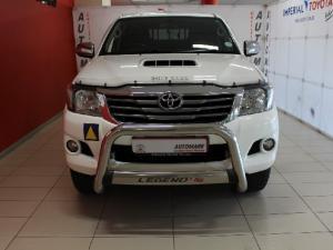 Toyota Hilux 3.0D-4D double cab 4x4 Raider Legend 45 auto - Image 2