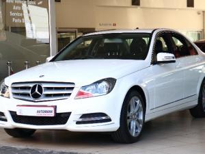 Mercedes-Benz C-Class C200 Avantgarde auto - Image 1
